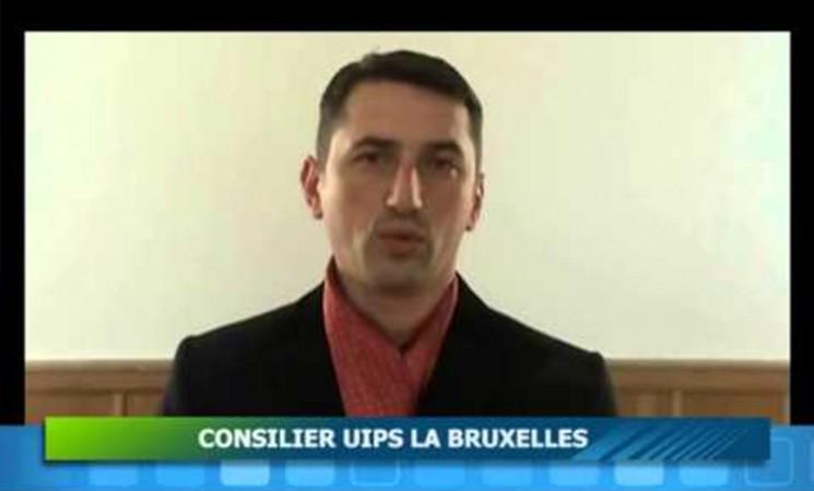 CONSILIER UIPS LA BRUXELLES