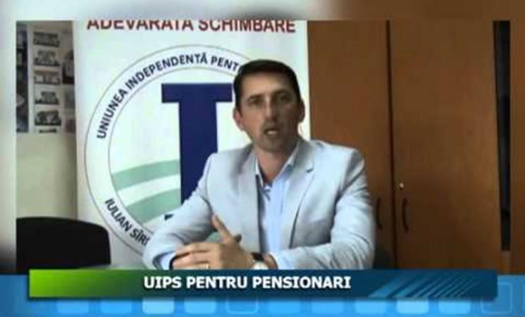 UIPS PENTRU PENSIONARI